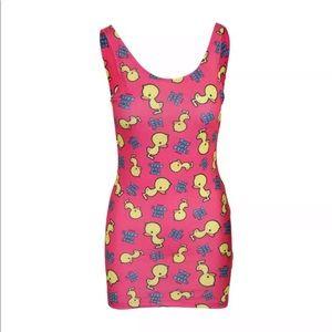Women's ducks dress